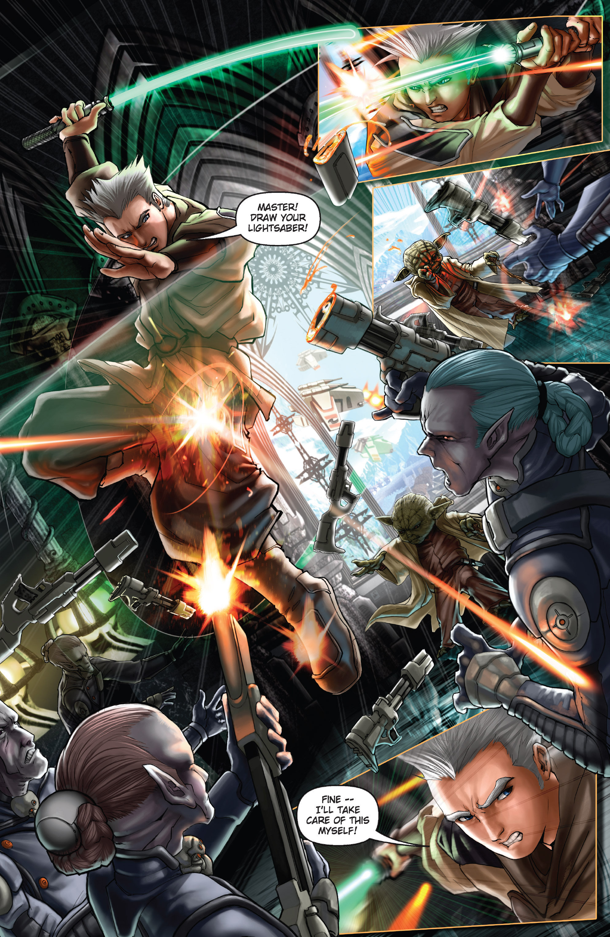 Star Wars Legends Epic Collection: The Clone Wars chap 2 pic 182