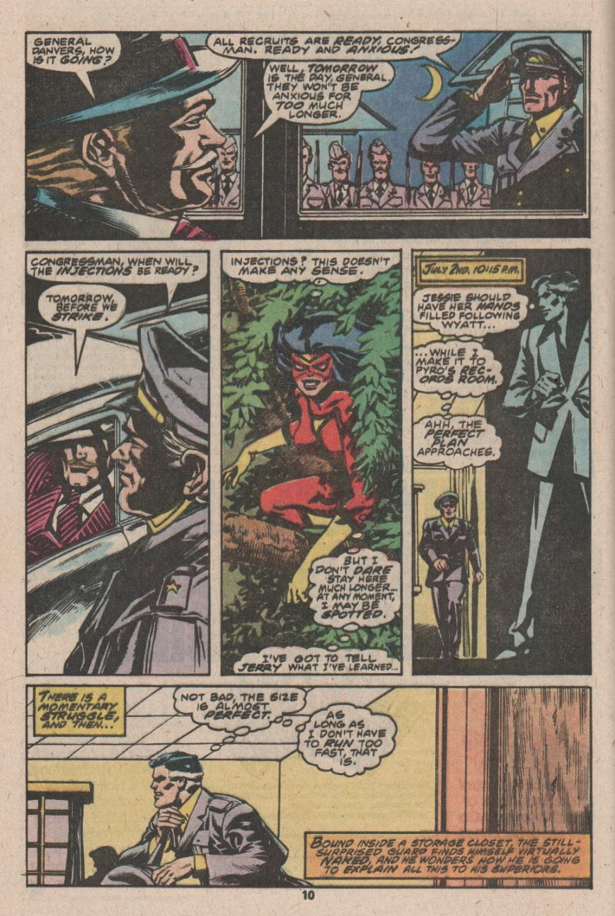 Spider-Woman (1978) Issue #7 #7 - English 7