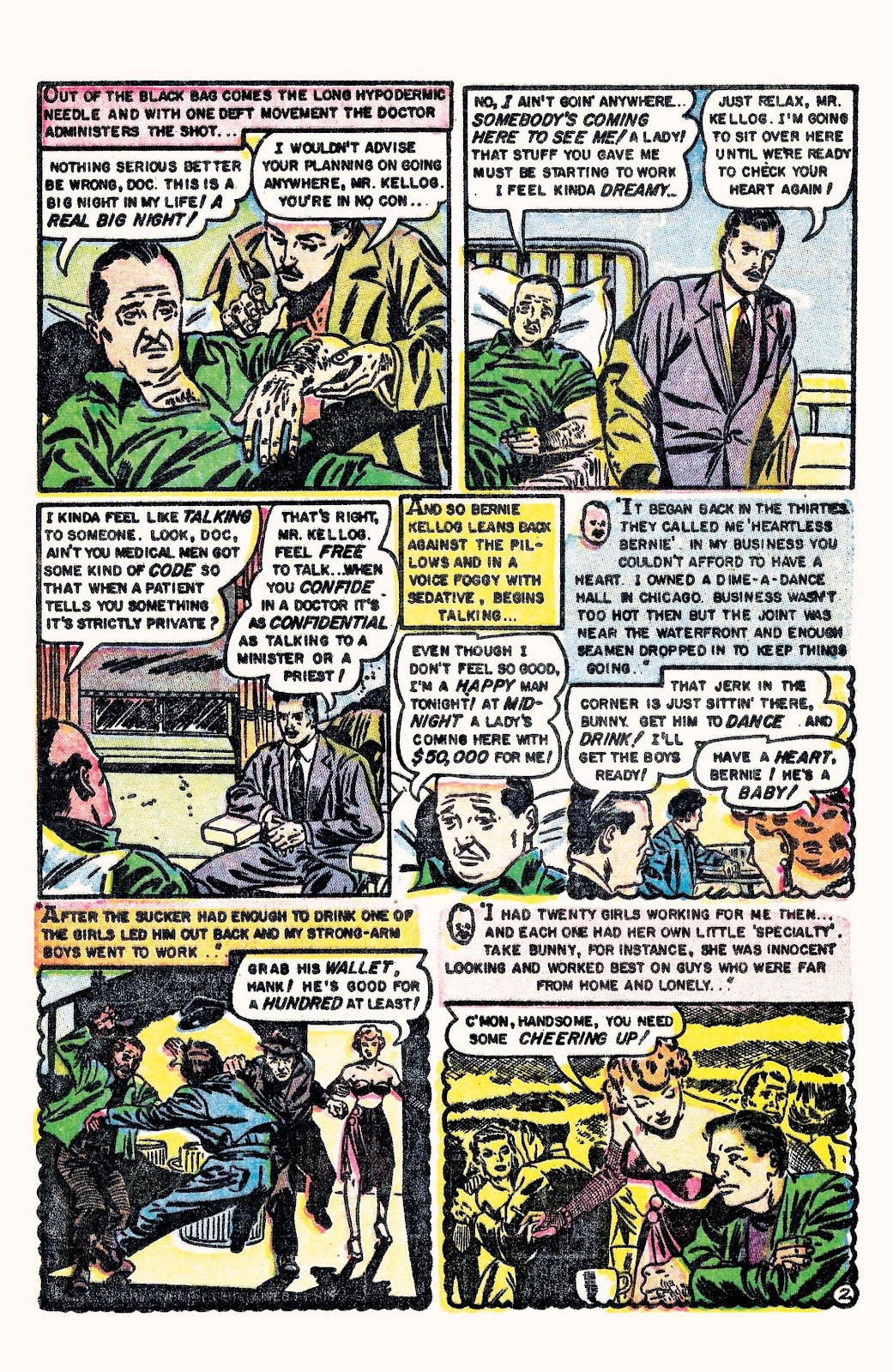 Haunted Horror Issue #27 #27 - English 15