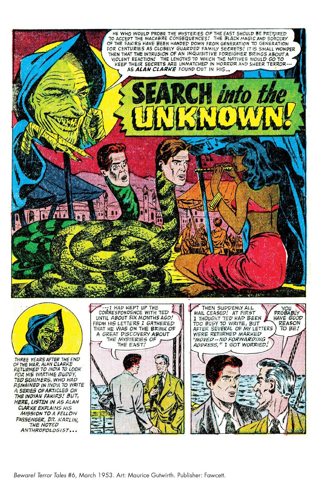 Haunted Horror Issue #16 #16 - English 31