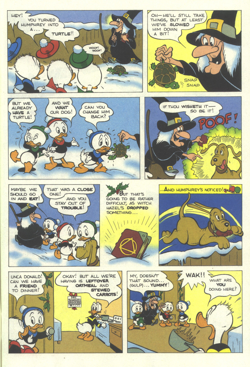 Walt Disney's Donald Duck Adventures (1987) Issue #30 #30 - English 9