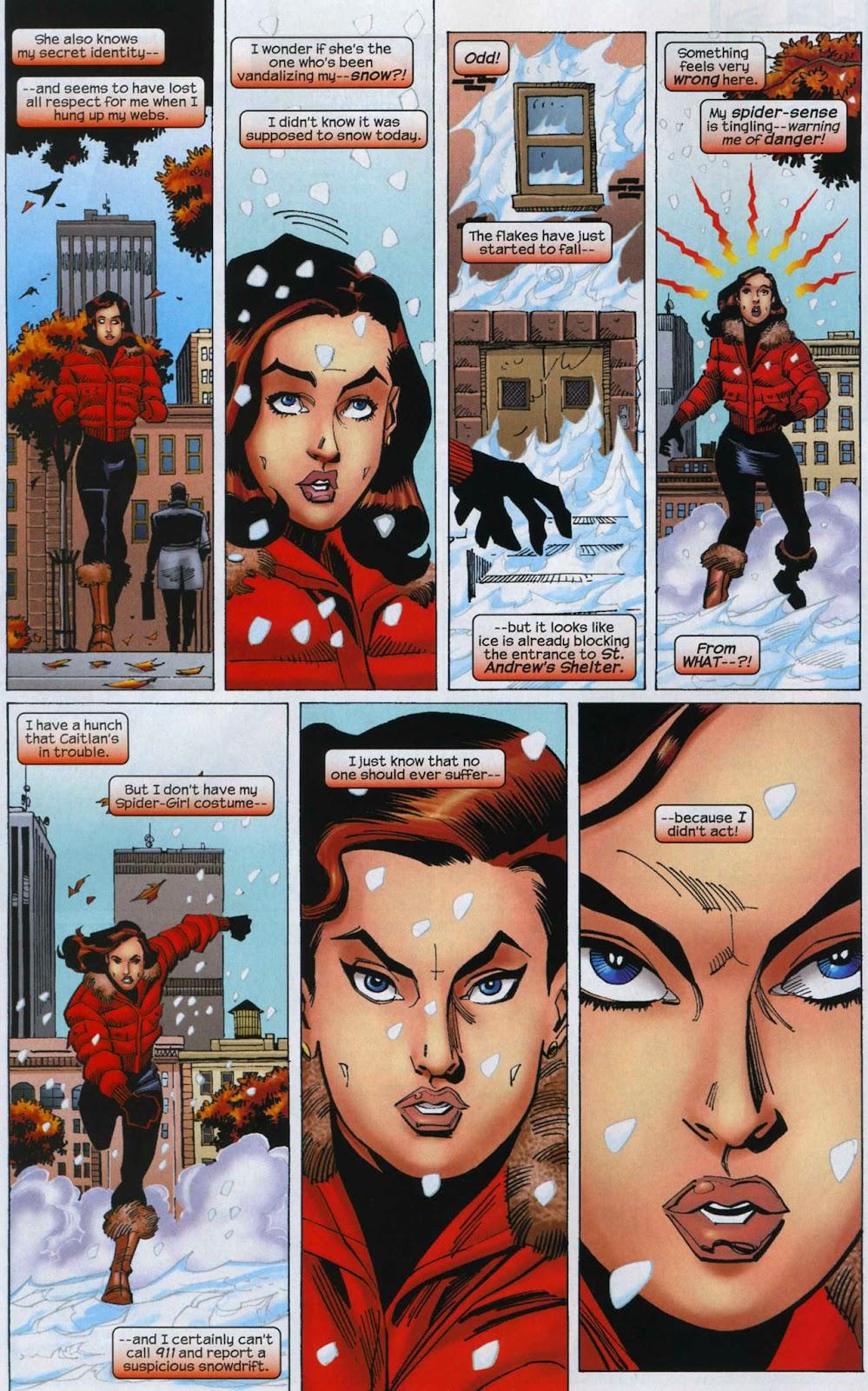 Amazing Spider-Girl Issue #3 #4 - English 9