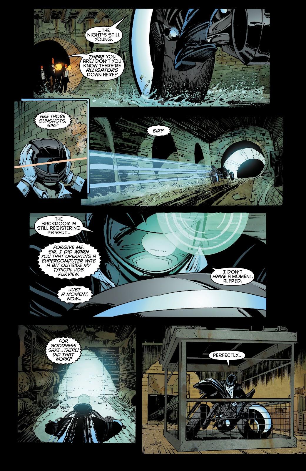 Batman (2011) Issue #0 #15 - English 12