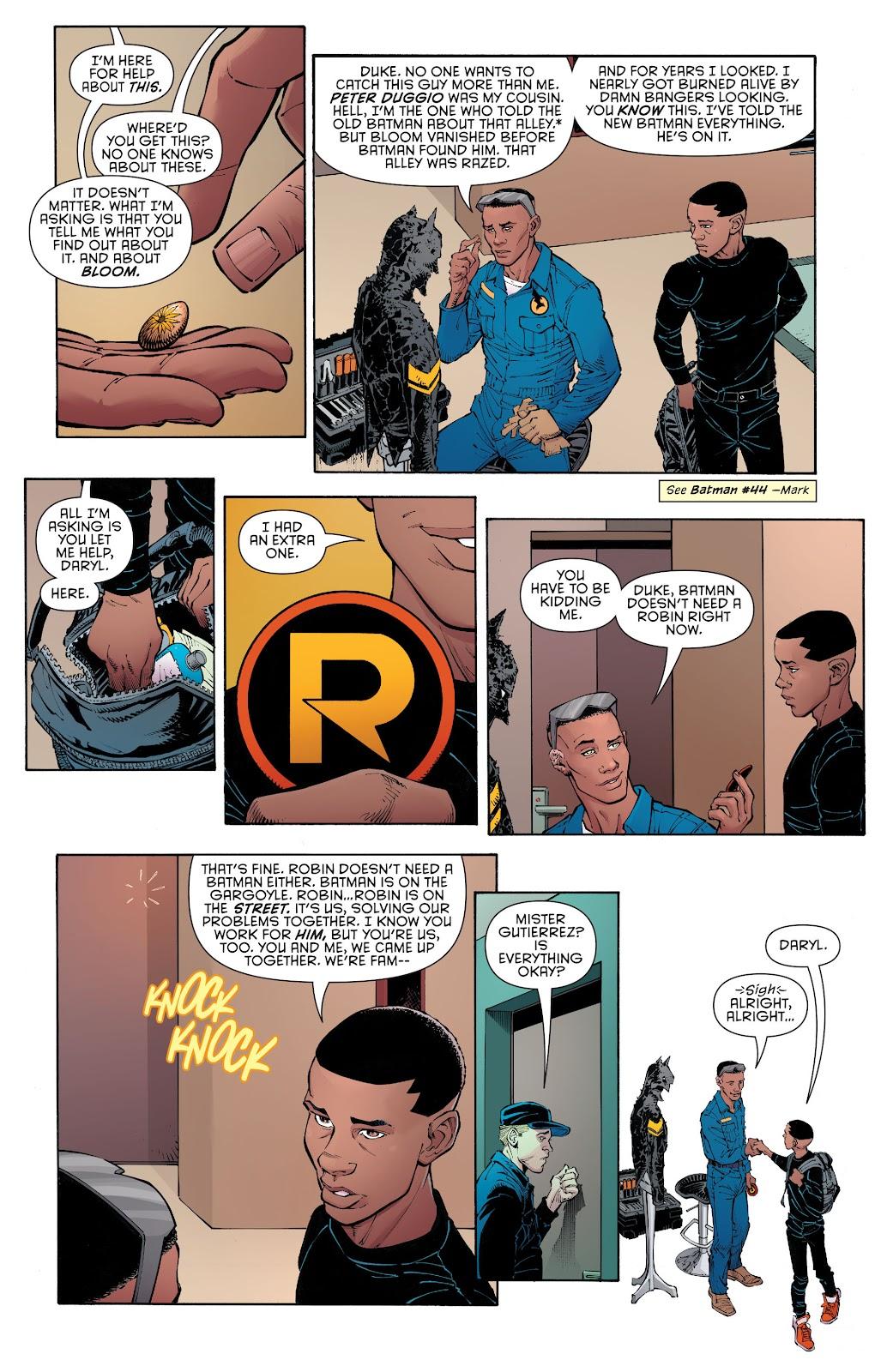 Batman (2011) Issue #45 #64 - English 19