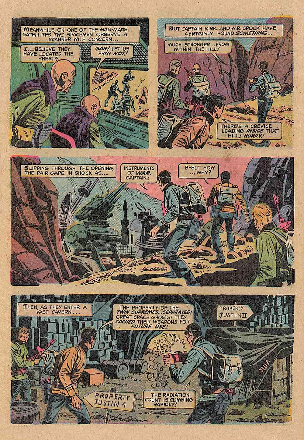 Star Trek (1967) Issue #37 #37 - English 20