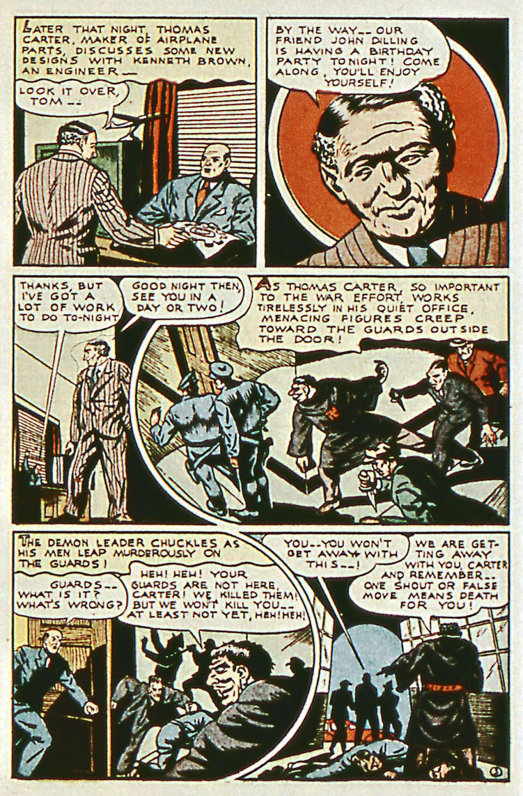 Sub-Mariner Comics Issue #16 #16 - English 5