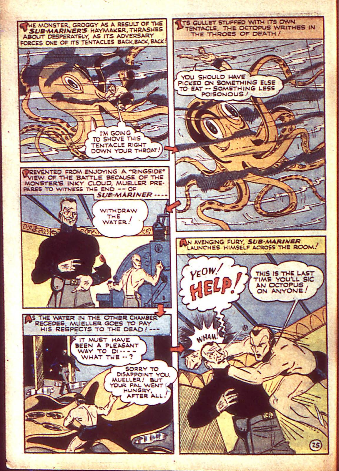Sub-Mariner Comics Issue #3 #3 - English 29