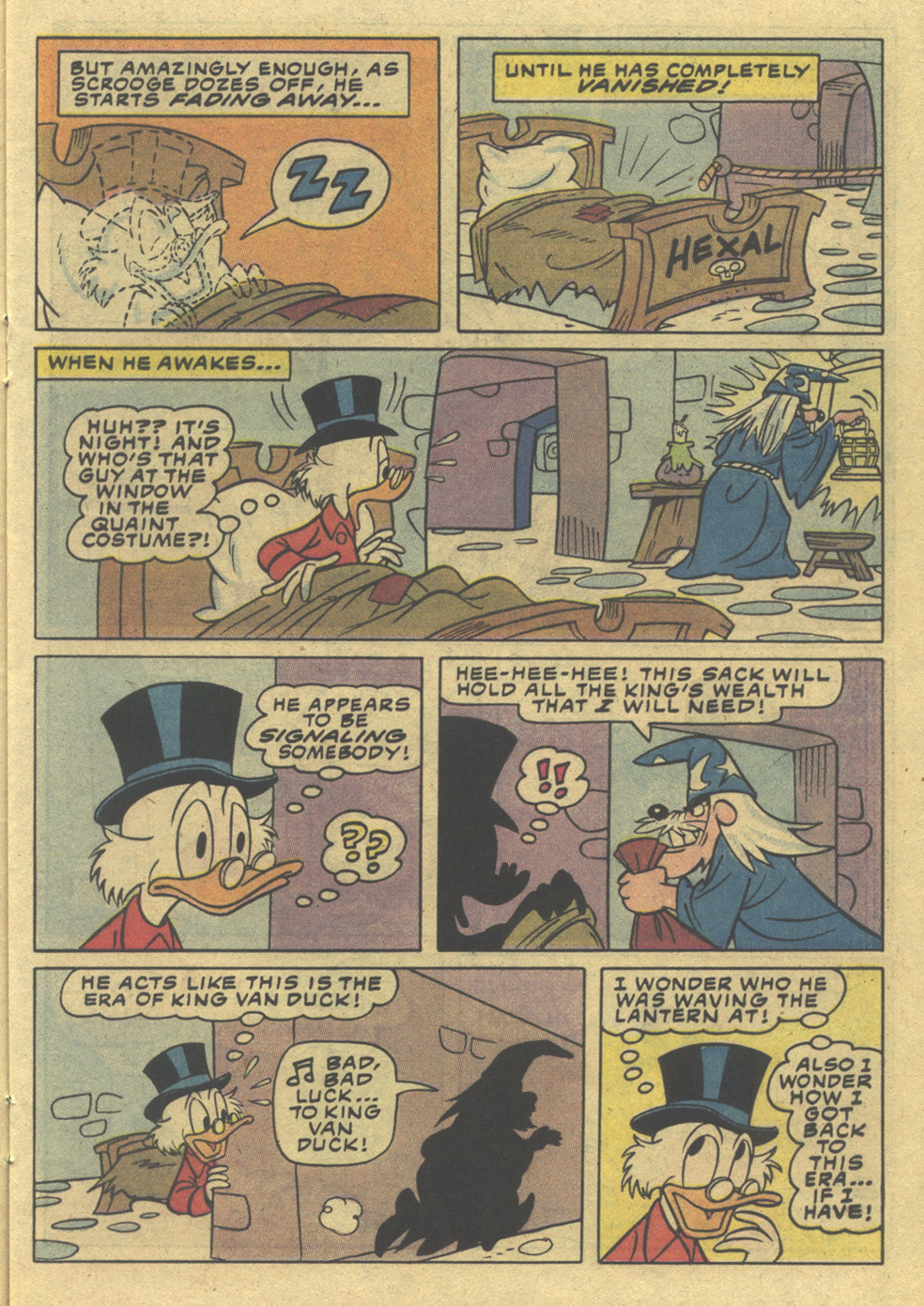 Uncle Scrooge (1953) Issue #197 #197 - English 17