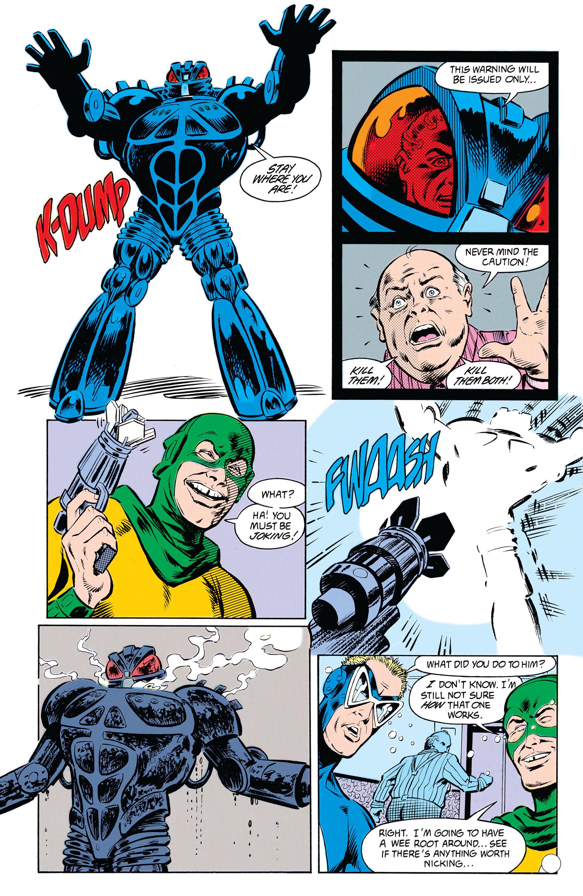 Animal Man (1988) 21 Page 16