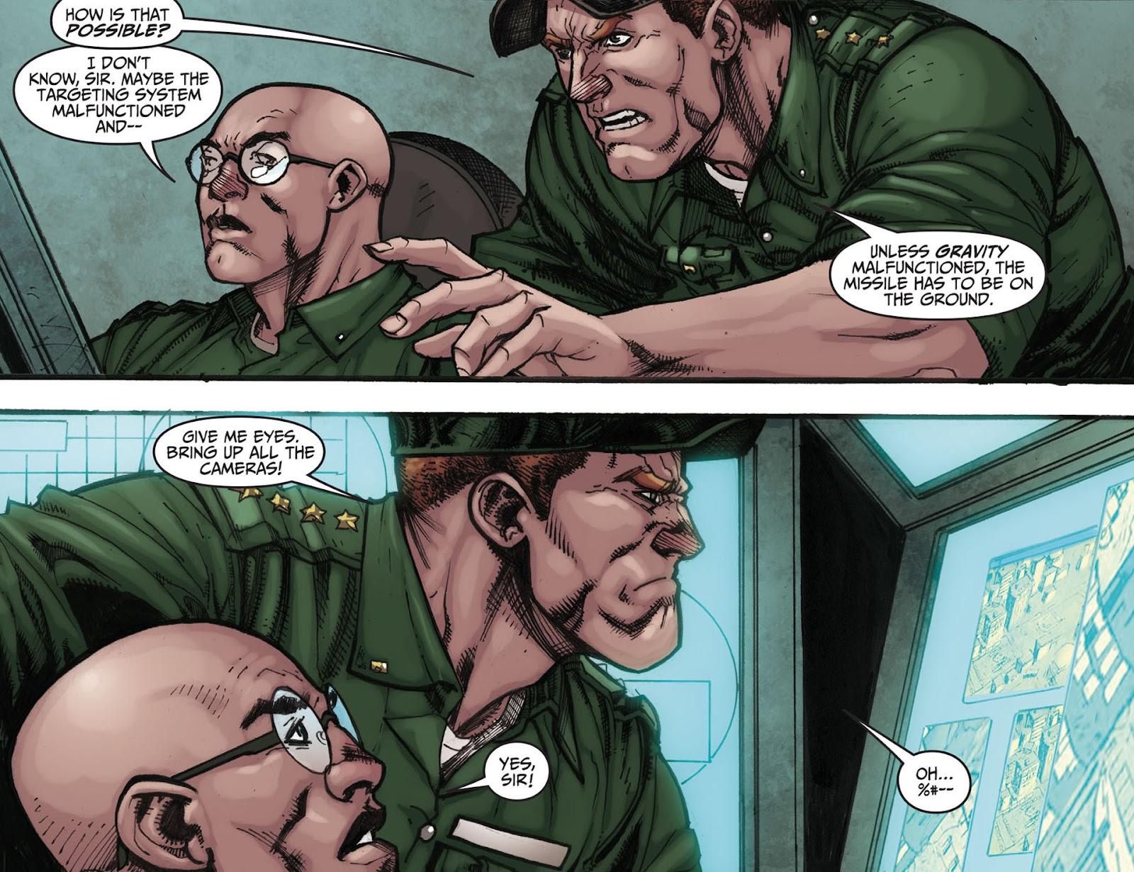 Injustice: Gods Among Us [I] Issue #7 #8 - English 6