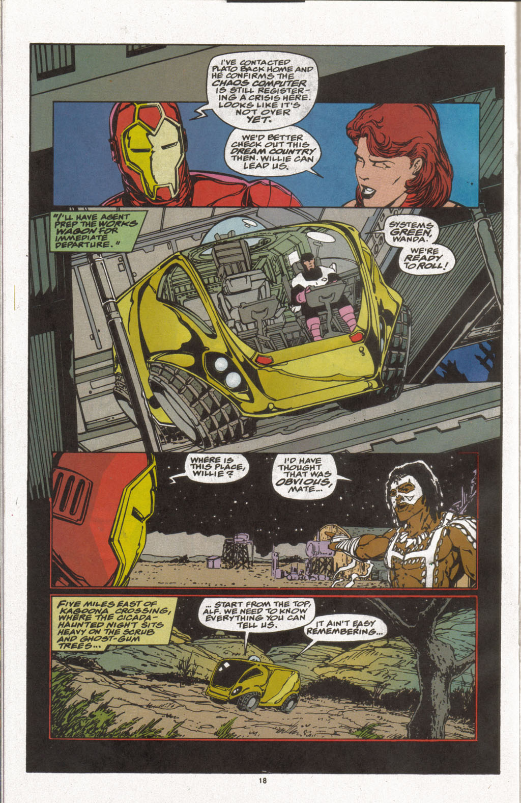Force Works Issue #9 #9 - English 14