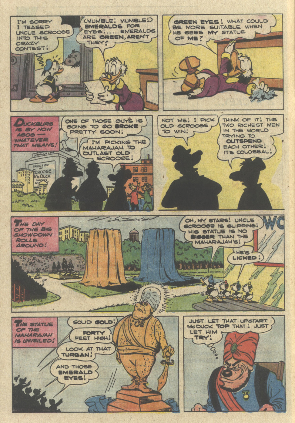 Uncle Scrooge (1953) Issue #226 #226 - English 12