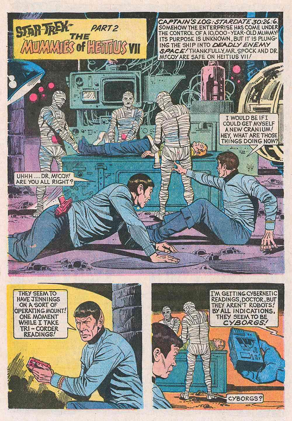 Star Trek (1967) Issue #21 #21 - English 15