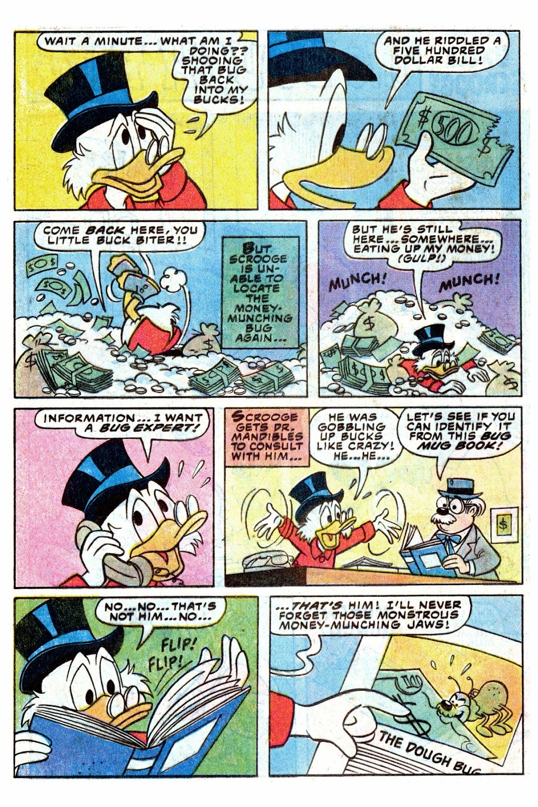 Uncle Scrooge (1953) Issue #192 #192 - English 16