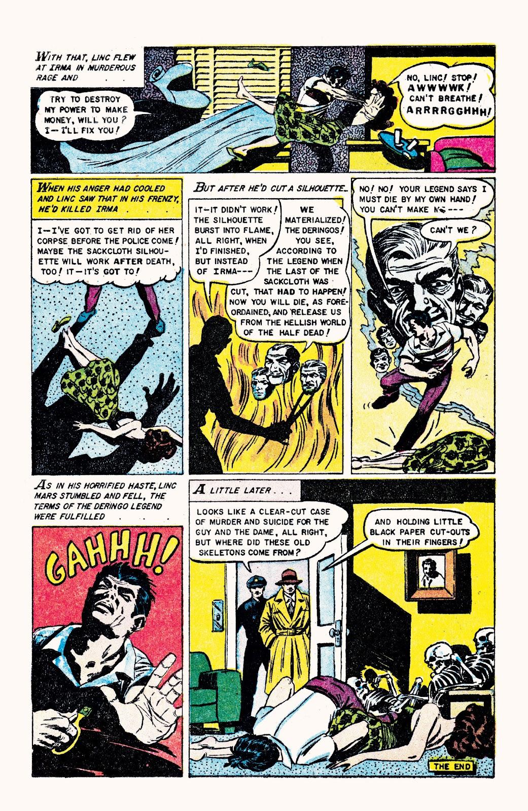 Haunted Horror Issue #12 #12 - English 9