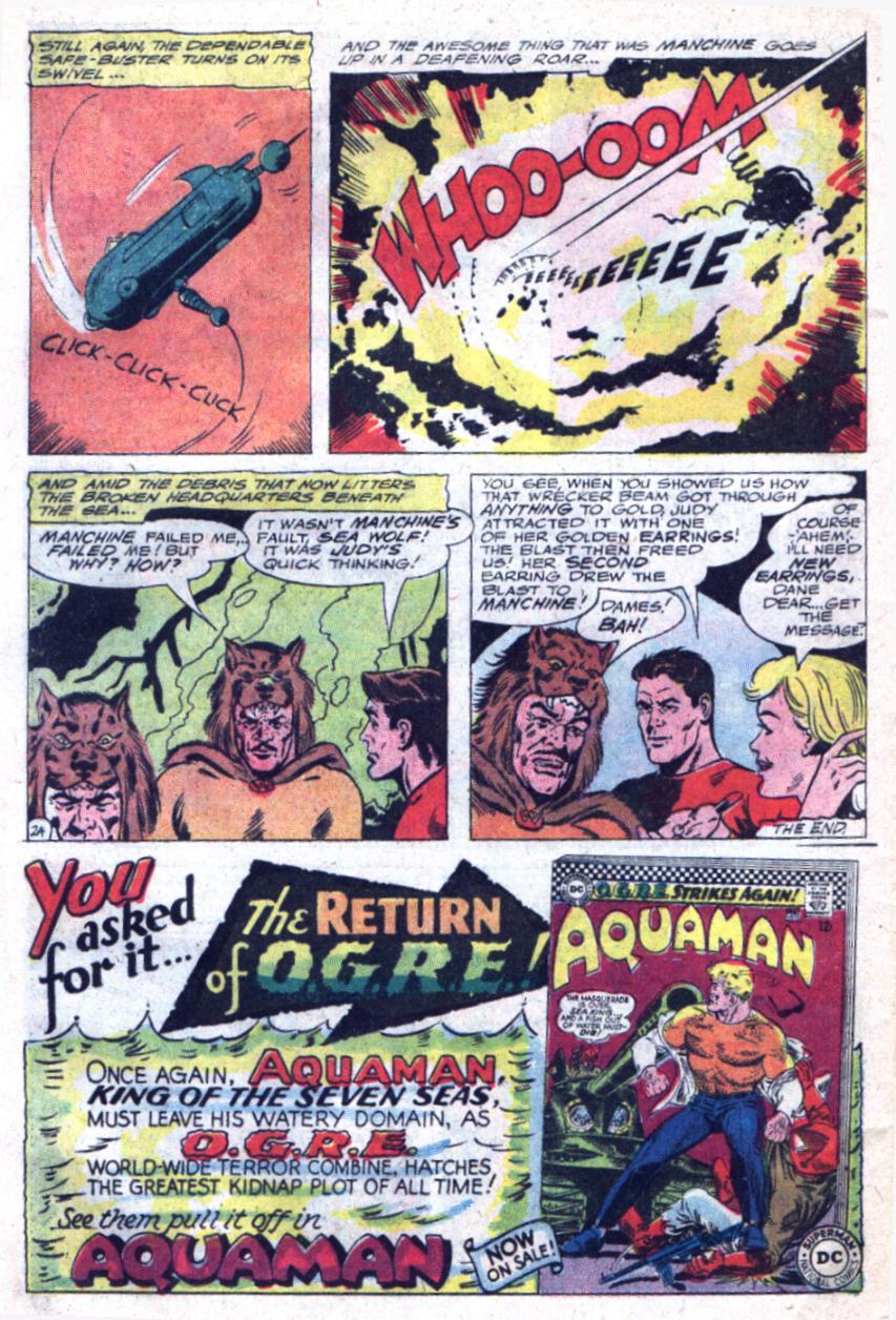 Read online Sea Devils comic -  Issue #33 - 33