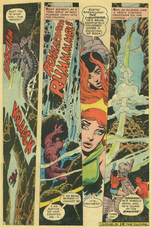 Aquaman (1962) Issue #38 #38 - English 29