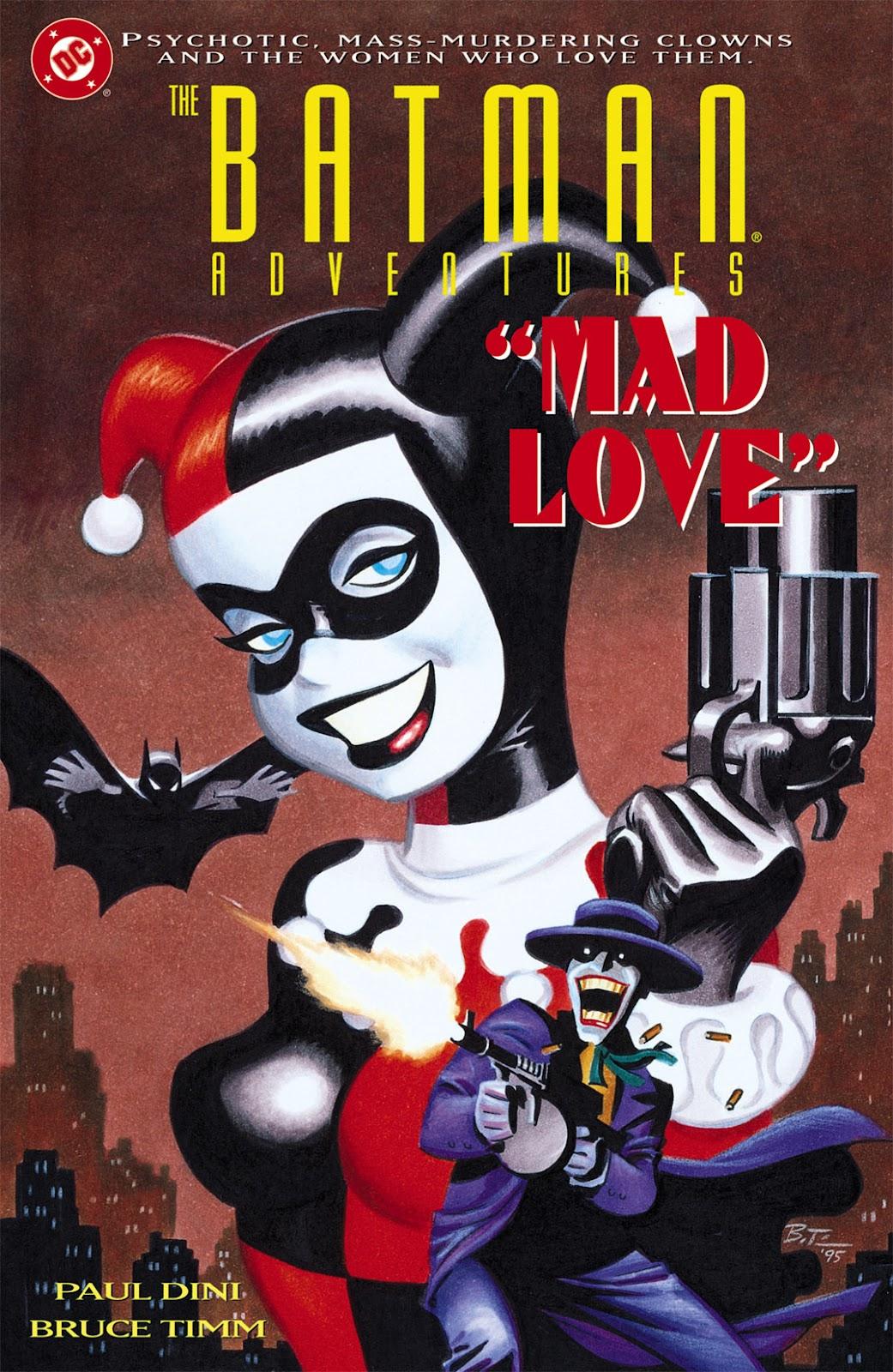 The Batman Adventures: Mad Love Full #1 - English 2
