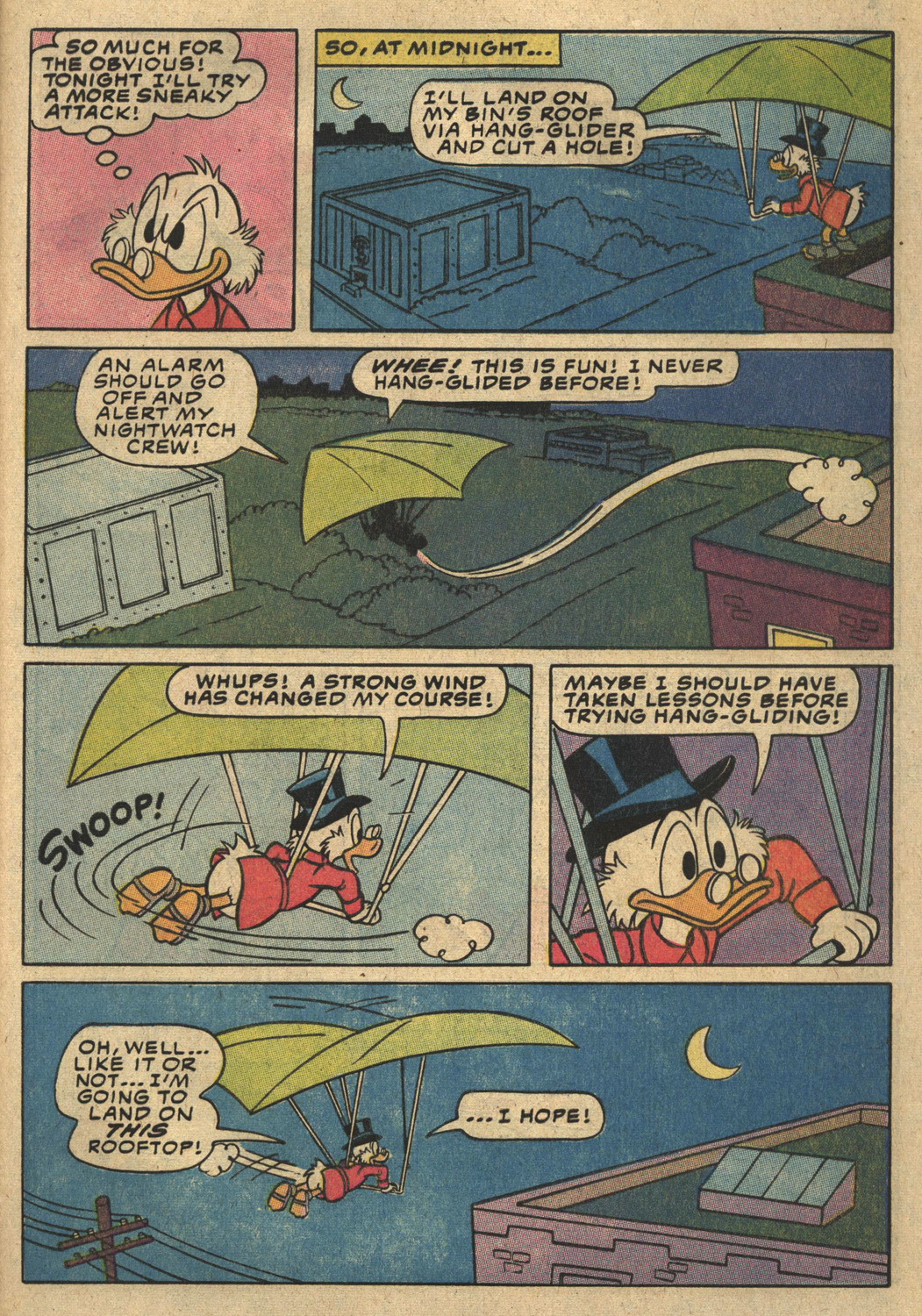 Uncle Scrooge (1953) Issue #194 #194 - English 33