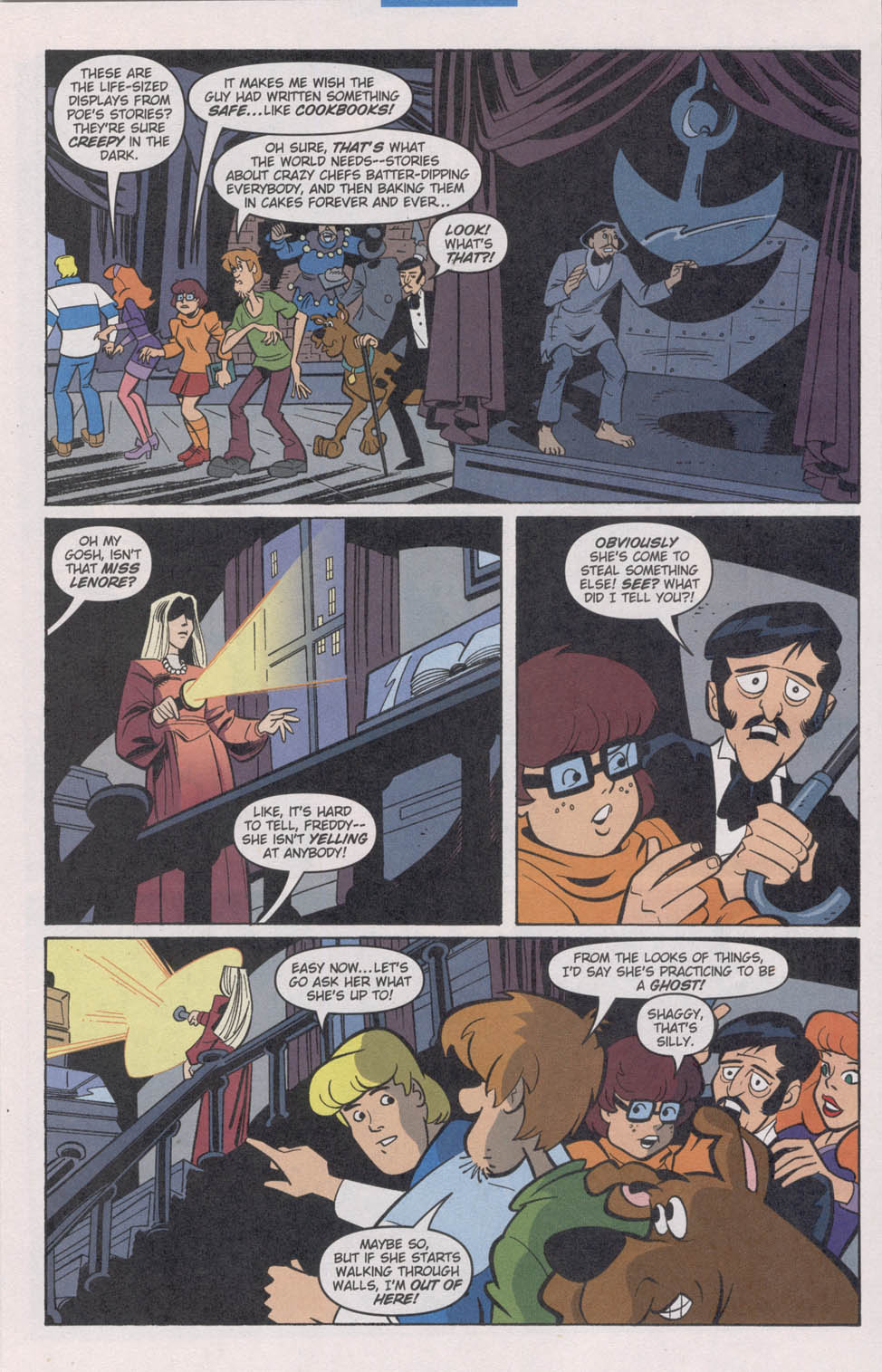 Read online Scooby-Doo (1997) comic -  Issue #80 - 28