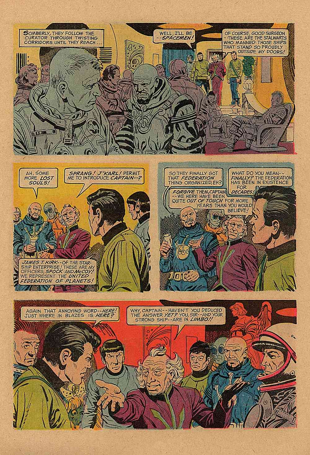 Star Trek (1967) Issue #15 #15 - English 12