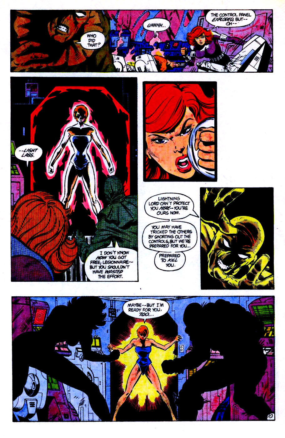 Tales of the Legion Issue #329 #16 - English 11