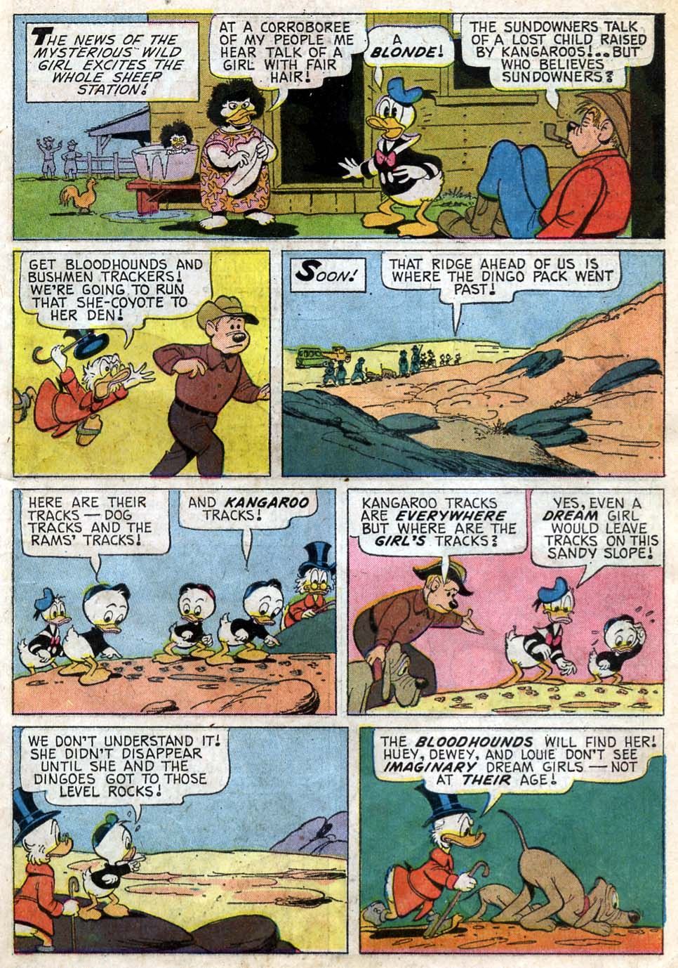Uncle Scrooge (1953) Issue #62 #62 - English 15