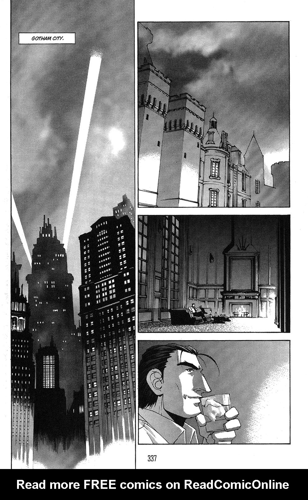 Read online Batman: Child of Dreams comic -  Issue # Full - 318