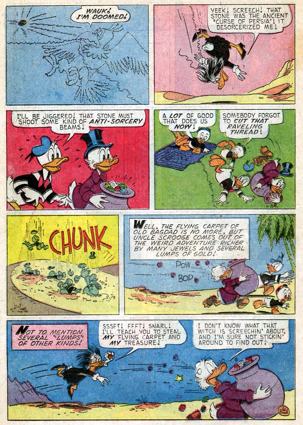 Uncle Scrooge (1953) Issue #50 #50 - English 18