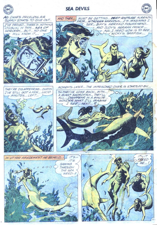Read online Sea Devils comic -  Issue #4 - 15