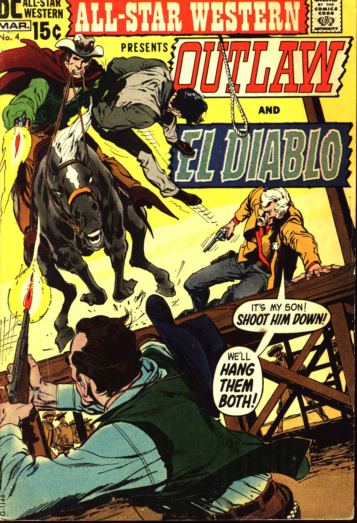 All-Star Western (1970) 4 Page 1