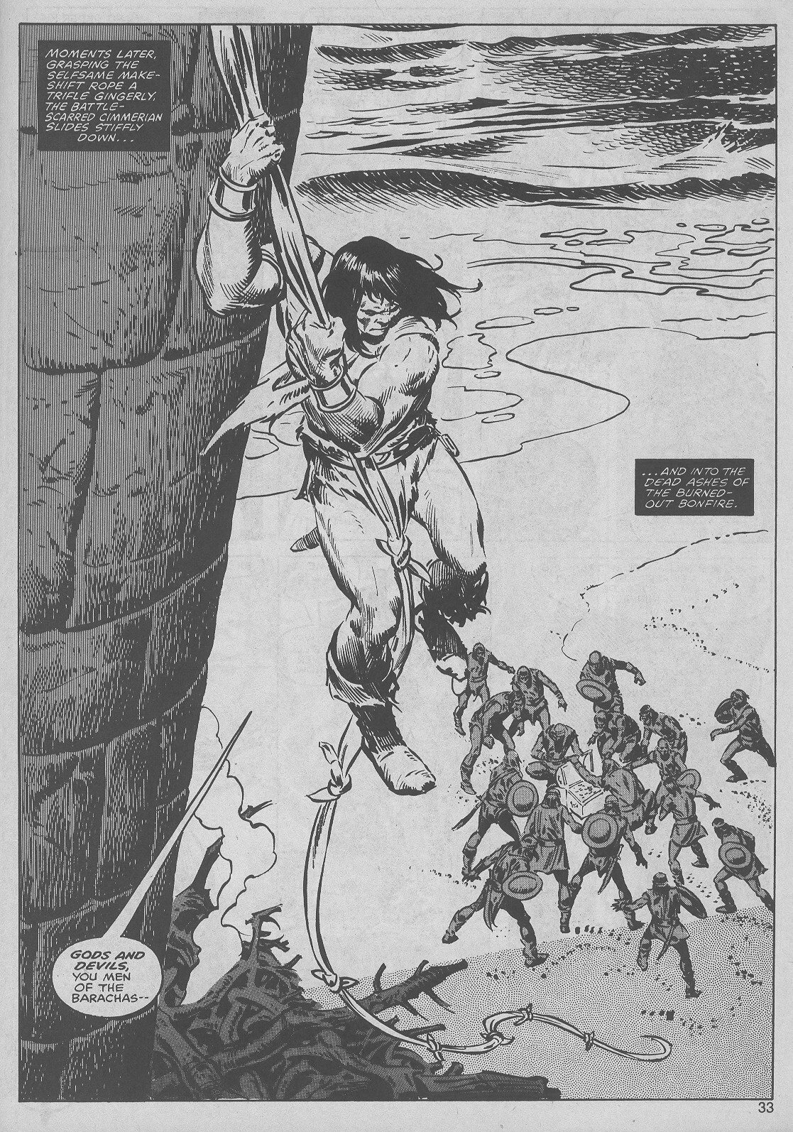The Savage Sword Of Conan Issue #45 #46 - English 33