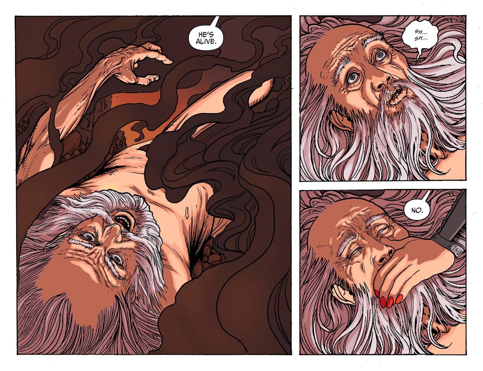 Injustice: Gods Among Us [I] Issue #19 #20 - English 19