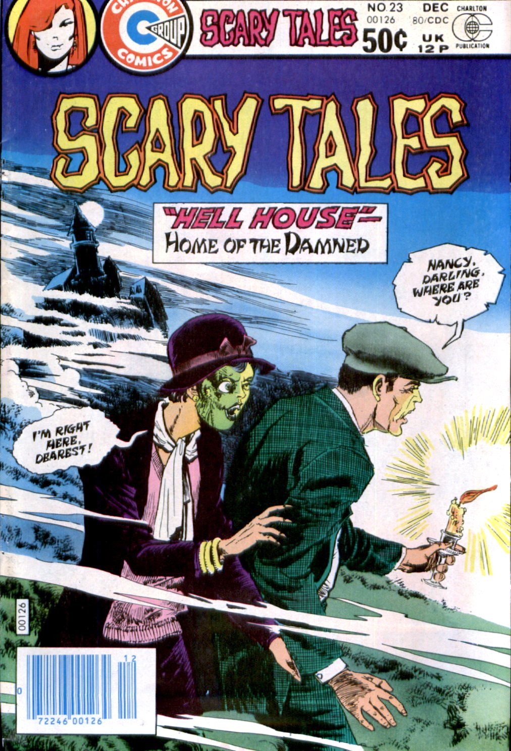 Read online Scary Tales comic -  Issue #23 - 1