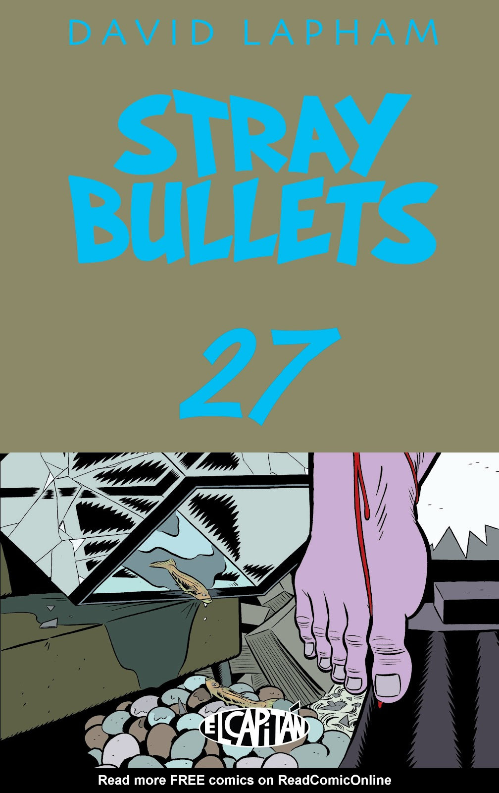 Stray Bullets Issue #27 #27 - English 1