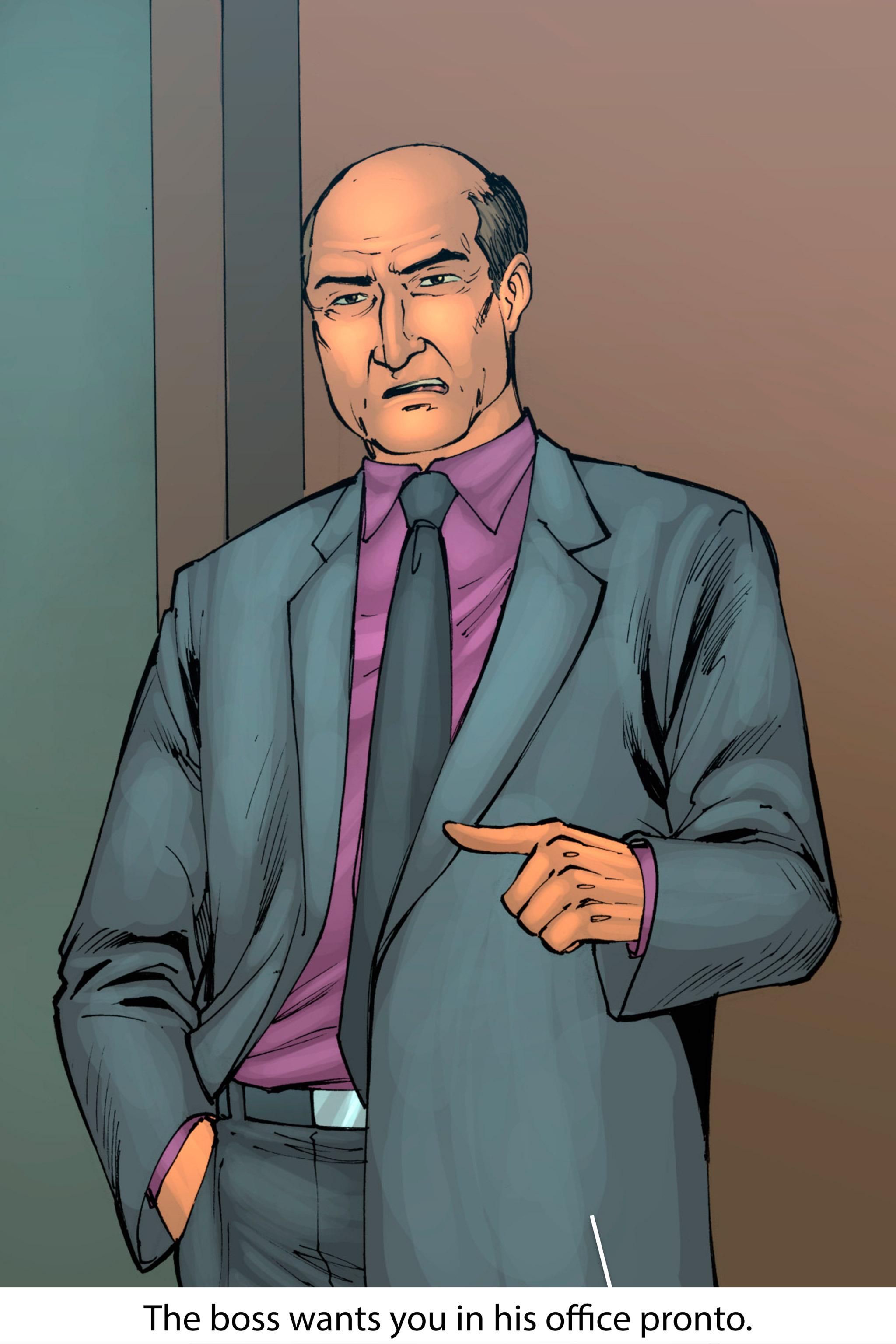 Read online Z-Men comic -  Issue #1 - 66