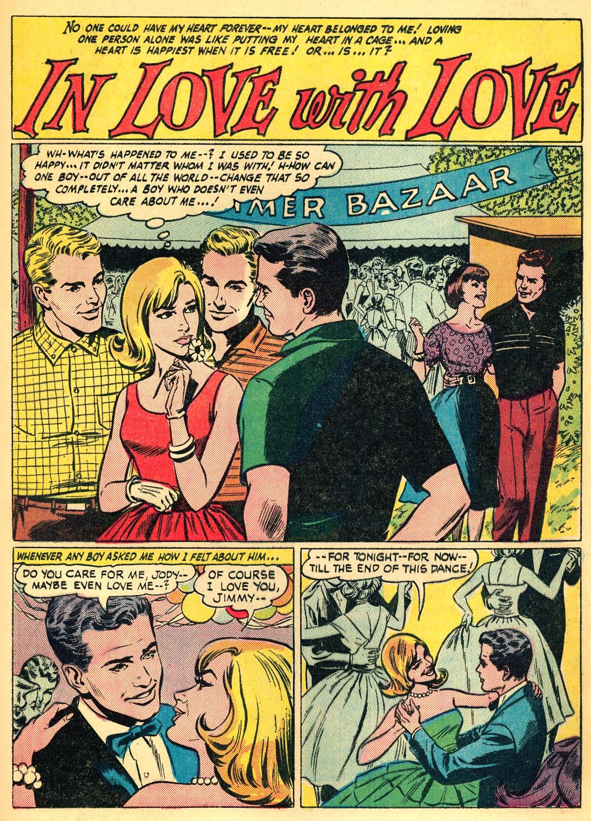 Read online Secret Hearts comic -  Issue #111 - 13
