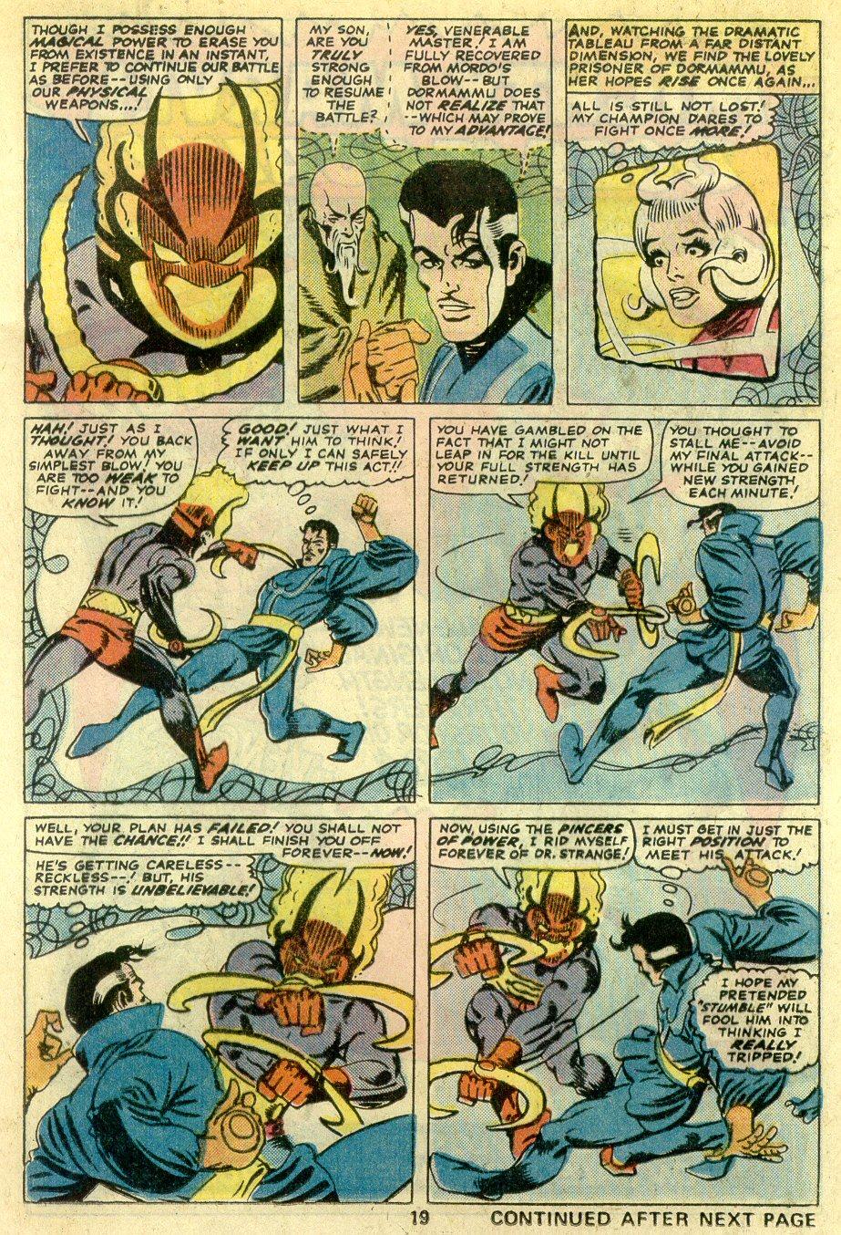 Strange Tales (1951) Issue #188 #190 - English 21
