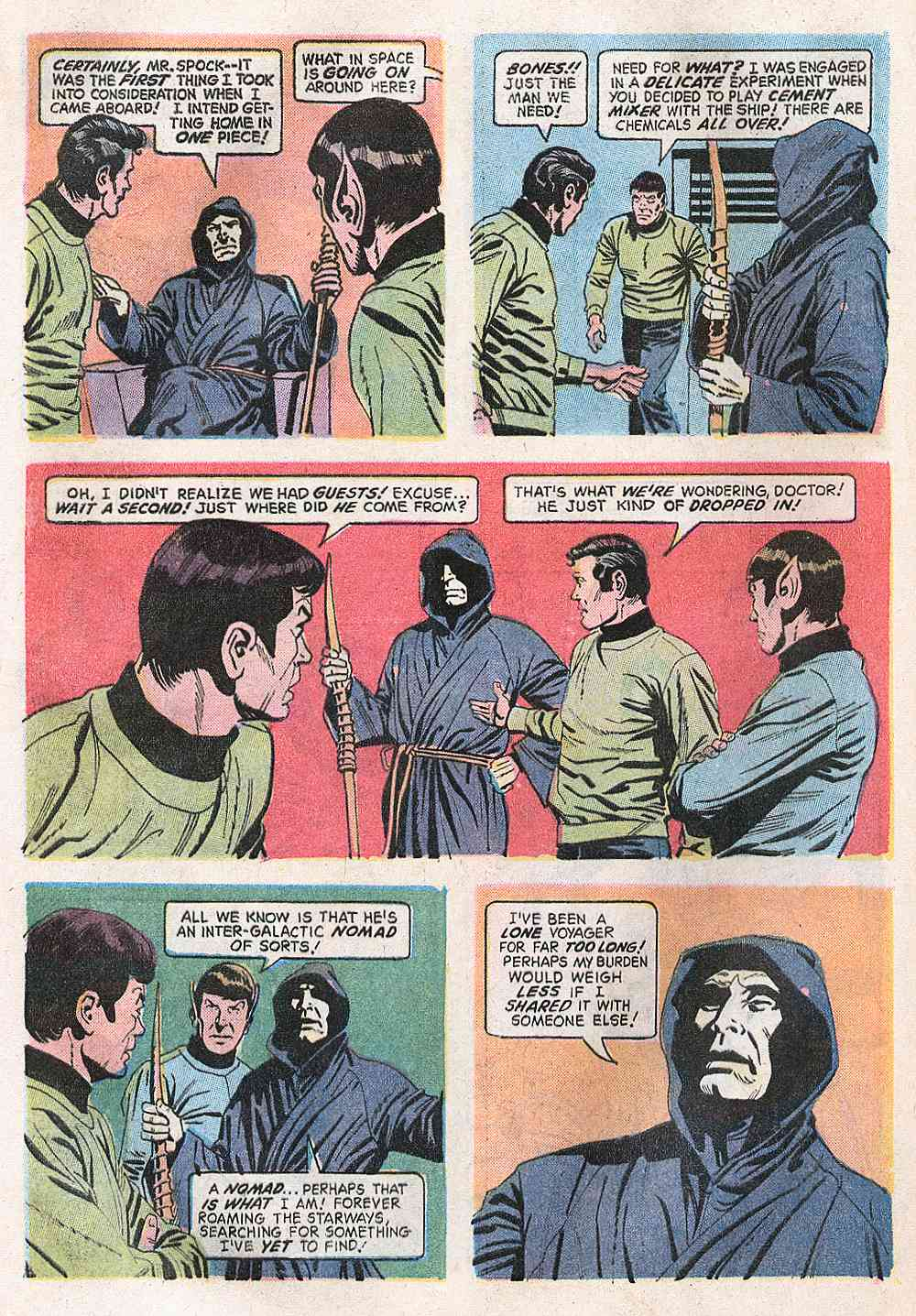 Star Trek (1967) Issue #13 #13 - English 7