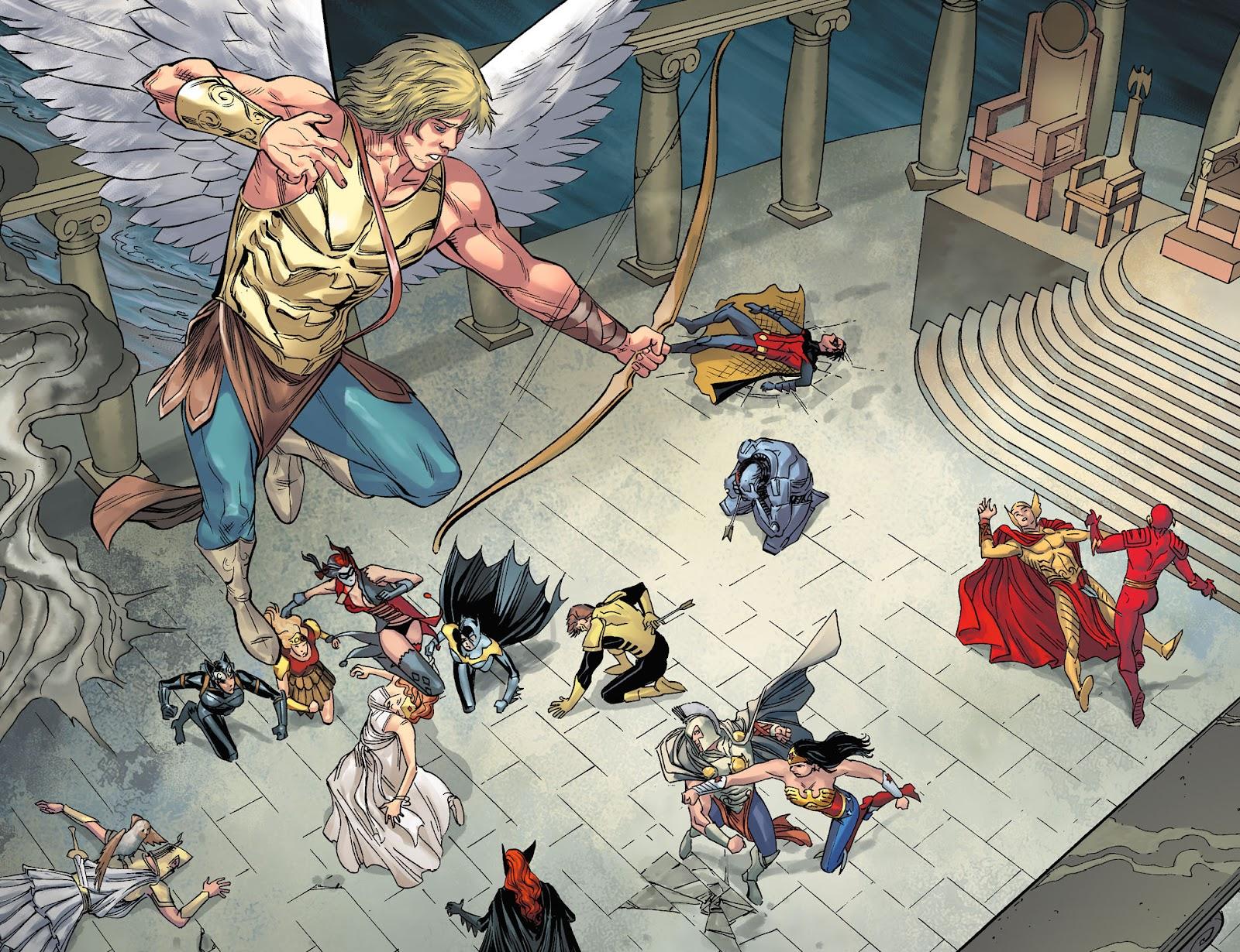 Injustice: Gods Among Us Year Four Issue #23 #24 - English 13