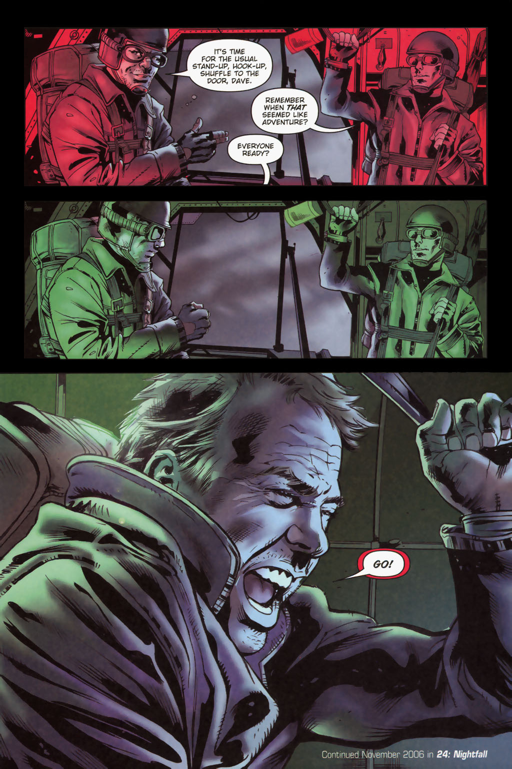Zombies vs. Robots (2006) Issue #1 Page 31