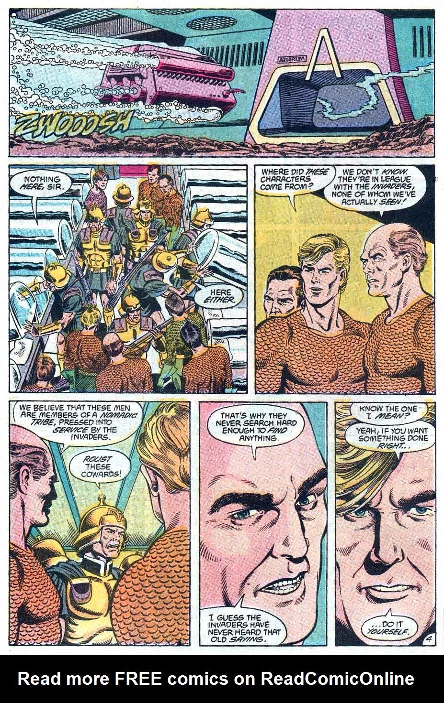 Aquaman (1989) Issue #2 #2 - English 5
