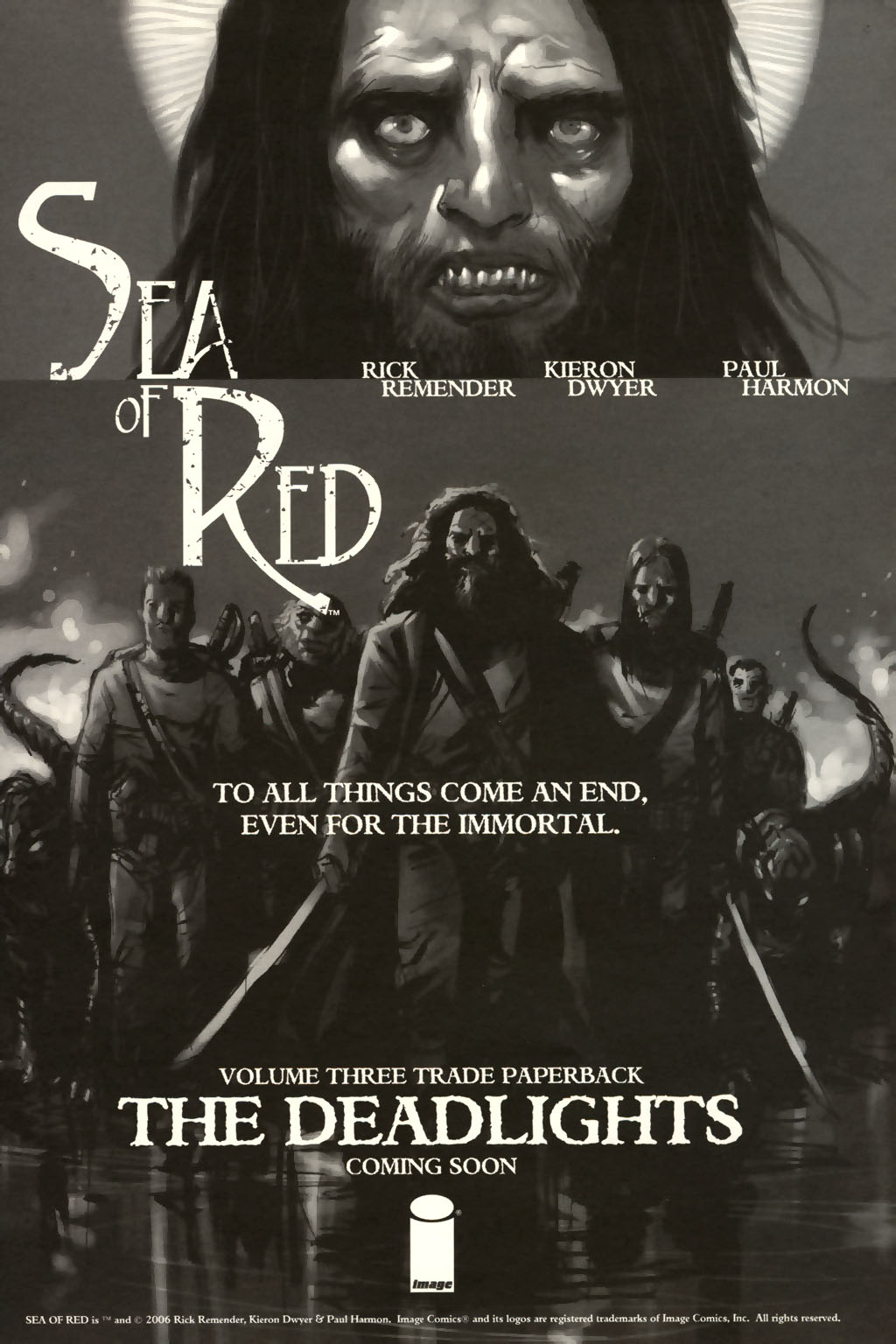 Read online Sea of Red comic -  Issue #13 - 29
