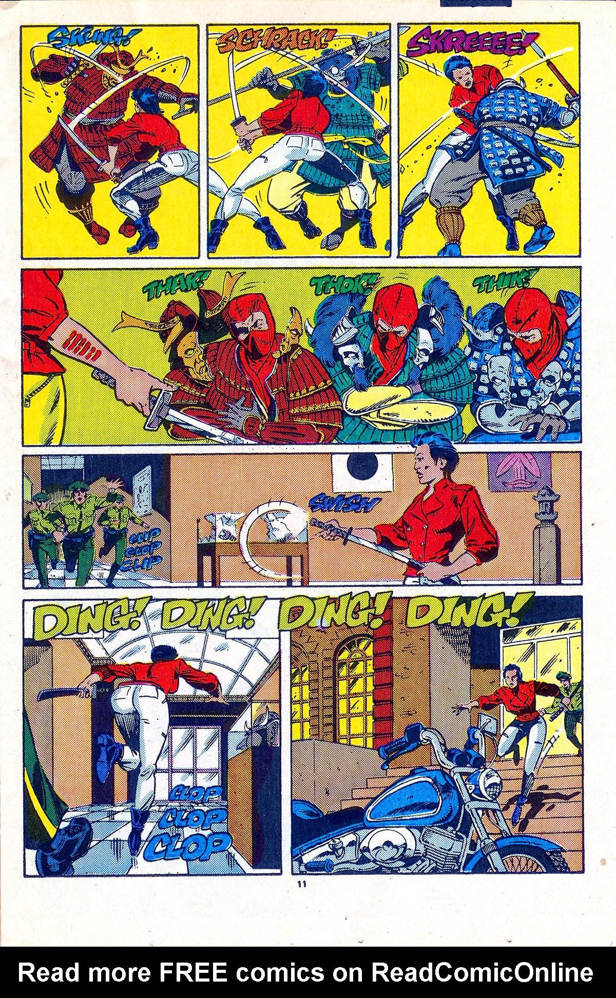 G.I. Joe: A Real American Hero 85 Page 8