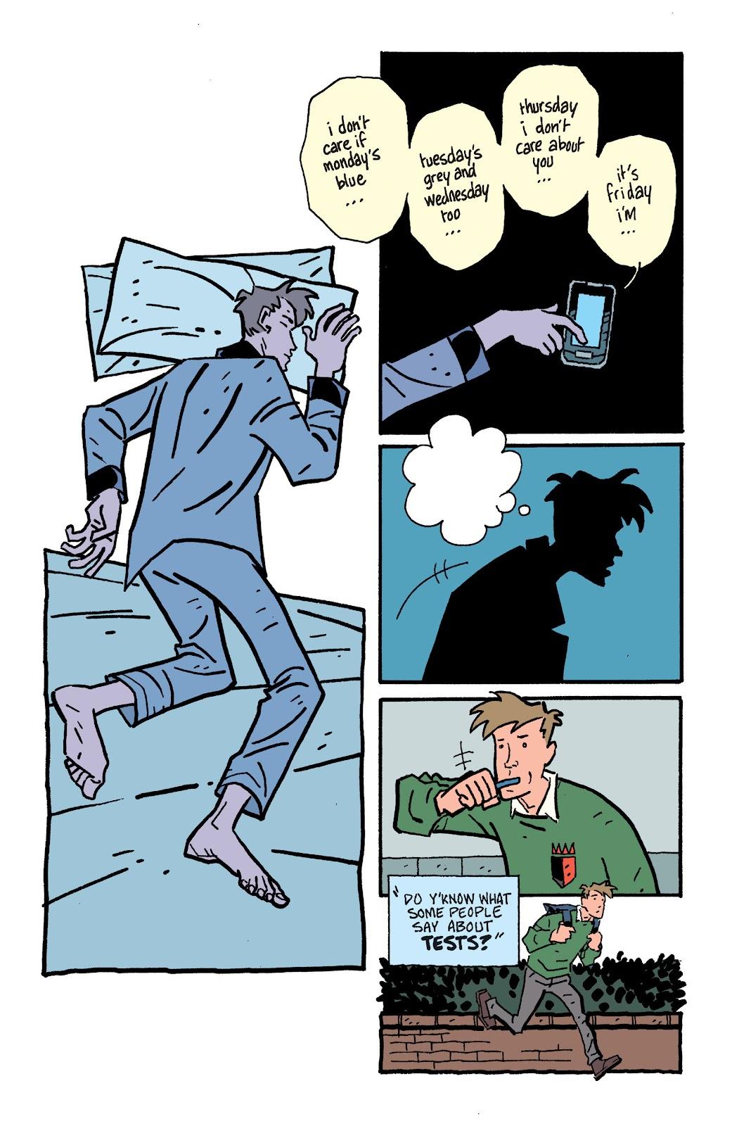 Mudman Issue #6 #6 - English 28