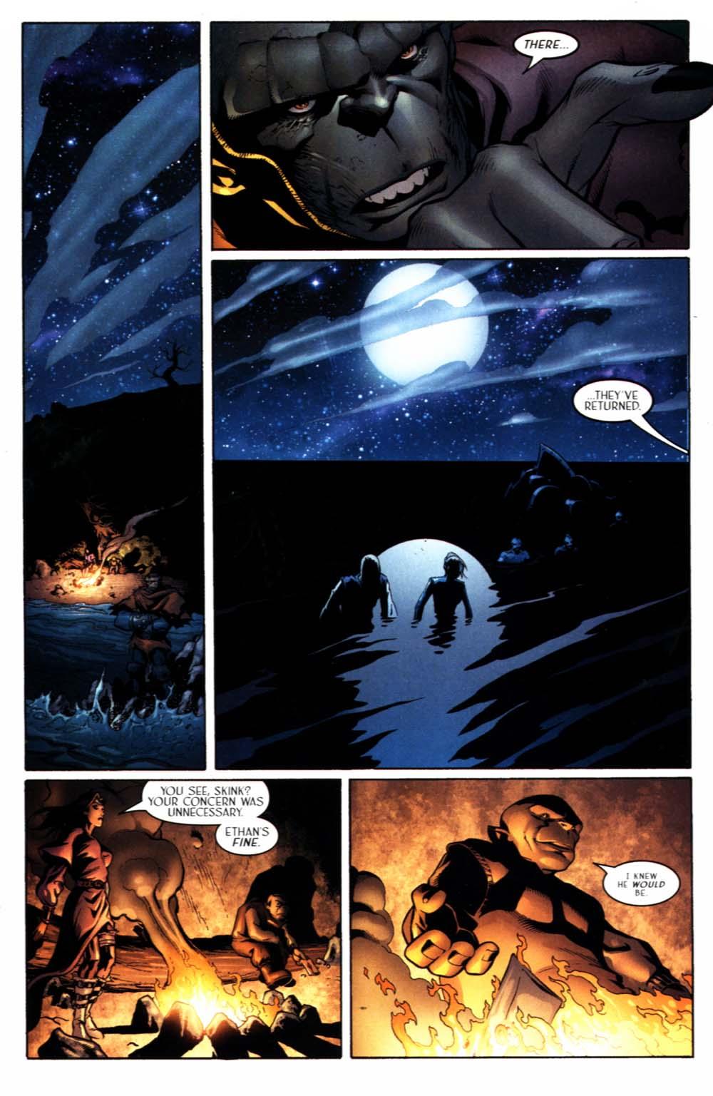 Read online Scion comic -  Issue #22 - 26