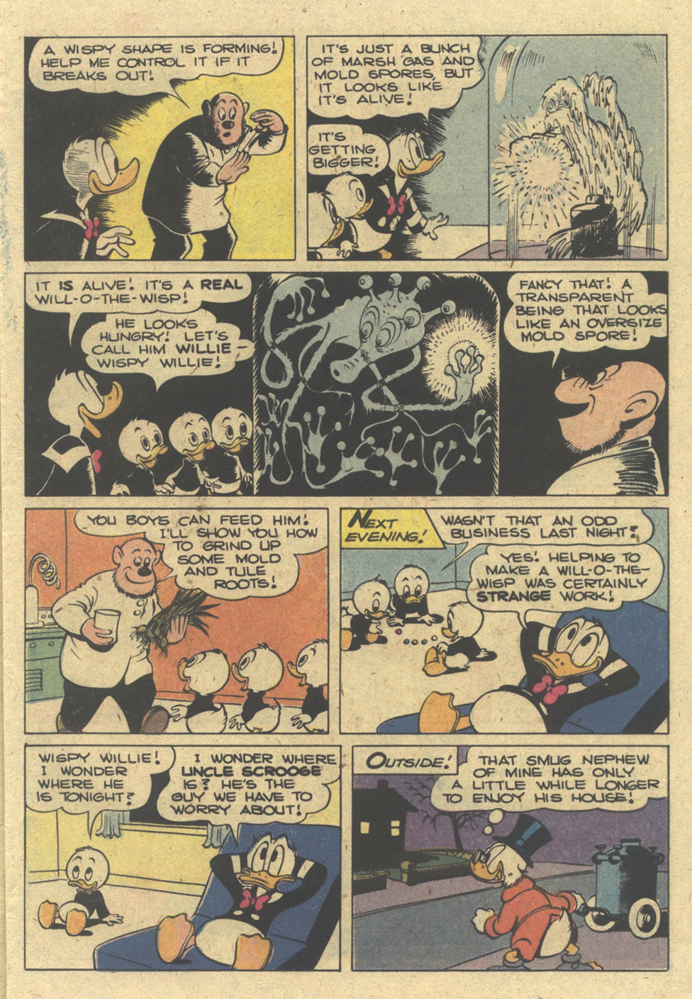 Uncle Scrooge (1953) Issue #175 #175 - English 11