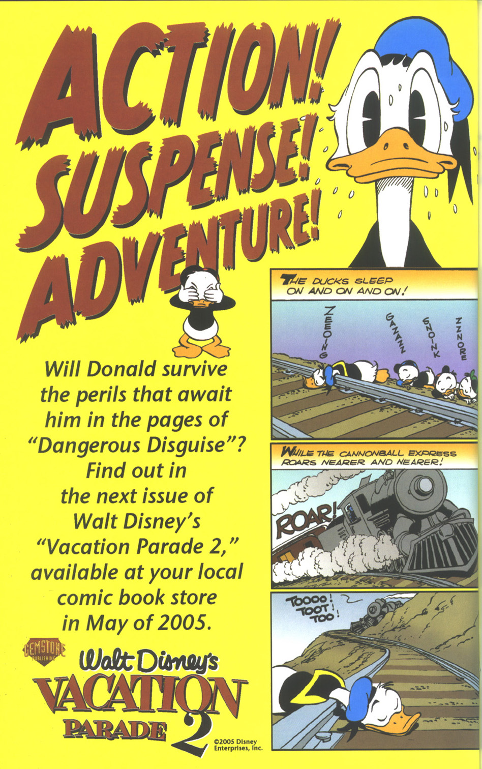 Uncle Scrooge (1953) Issue #341 #341 - English 40