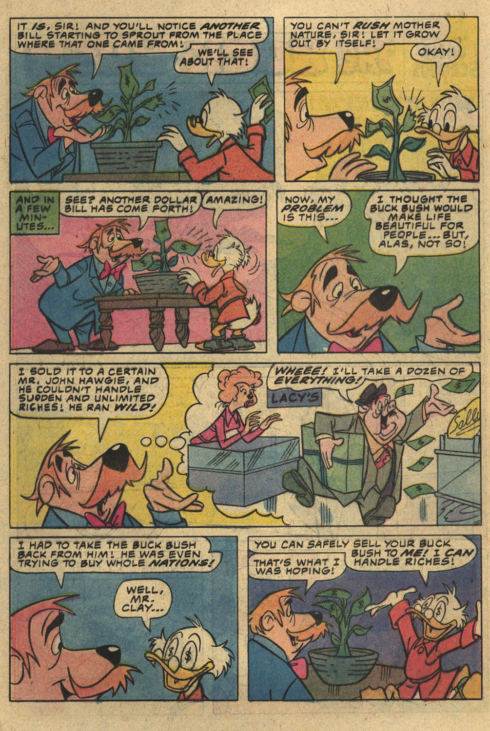 Uncle Scrooge (1953) Issue #186 #186 - English 16