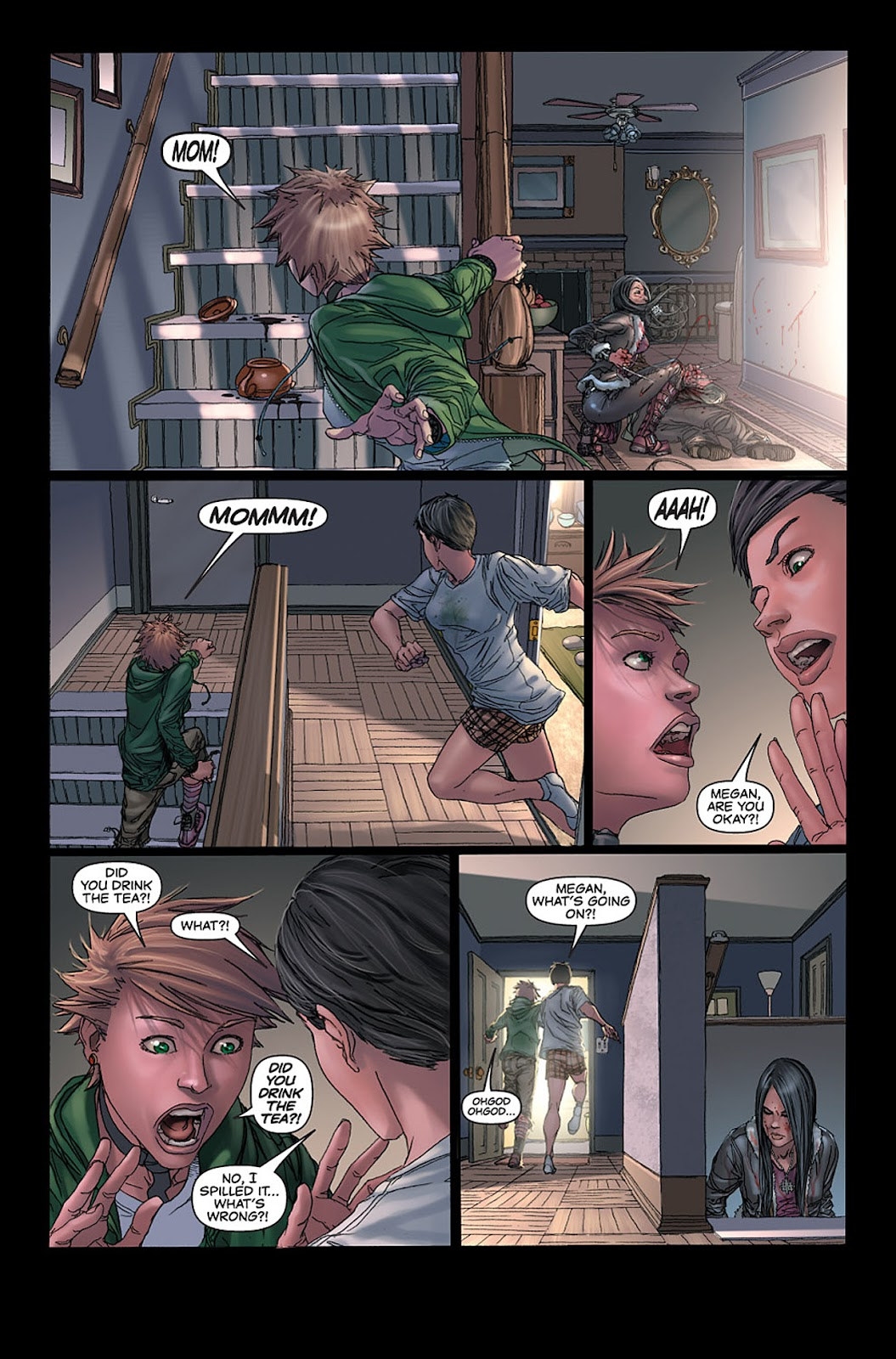 X-23: Target X Issue #4 #4 - English 6